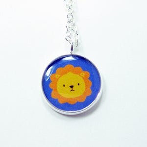 Image of Lion Necklace