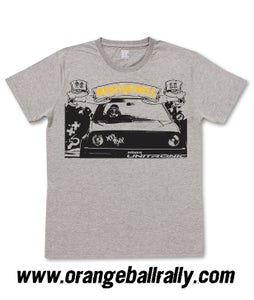 Image of Orangeball Rally 2011 T-Shirt + FREE DECAL