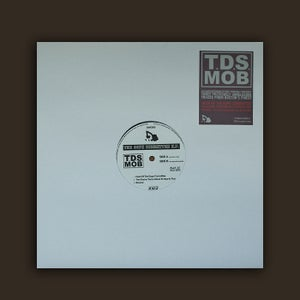"Image of DWG006 - T.D.S. Mob 'The Dope Committee' 12"" E.P."