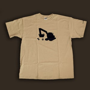 Image of DWG logo T-shirt - dust