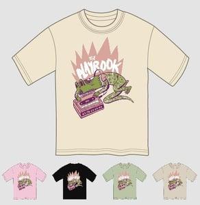 Image of Pop Punk Lizard T-Shirt (SOLD OUT)