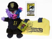 Image of Teddy Scares 2011 SDCC Exclusive