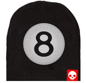 Image of Eight Ball Beanie