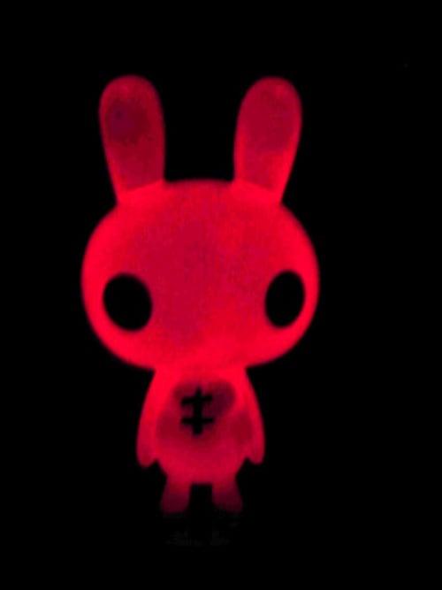 Image of Usagiman SDCC 2011 Glow In The Dark Version
