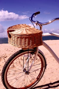 Image of rent our bike, 一朵