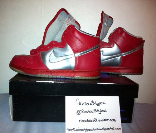 newest 8468a d7195 Nike SB Mork N Mindy Dunk Hi