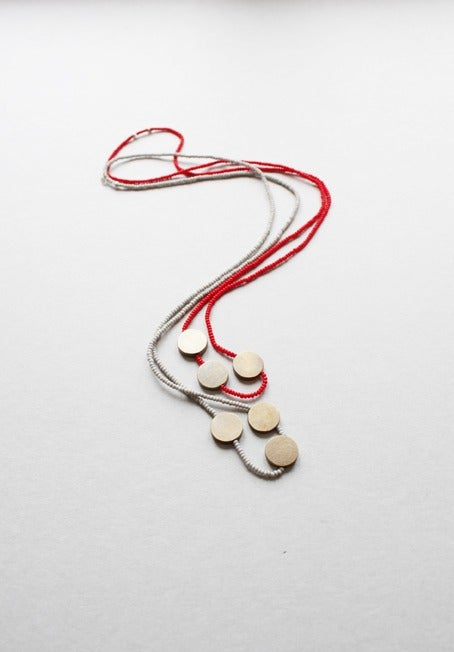 Image of Three Dots Necklace
