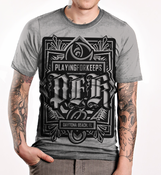 Image of PLAYING FOR KEEPS CREST TEES