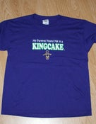 Image of My Parents Found me in a KingCake Kids Tee