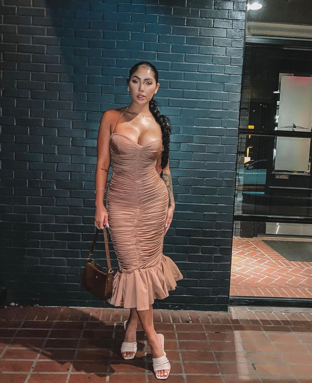 Claudine Dress