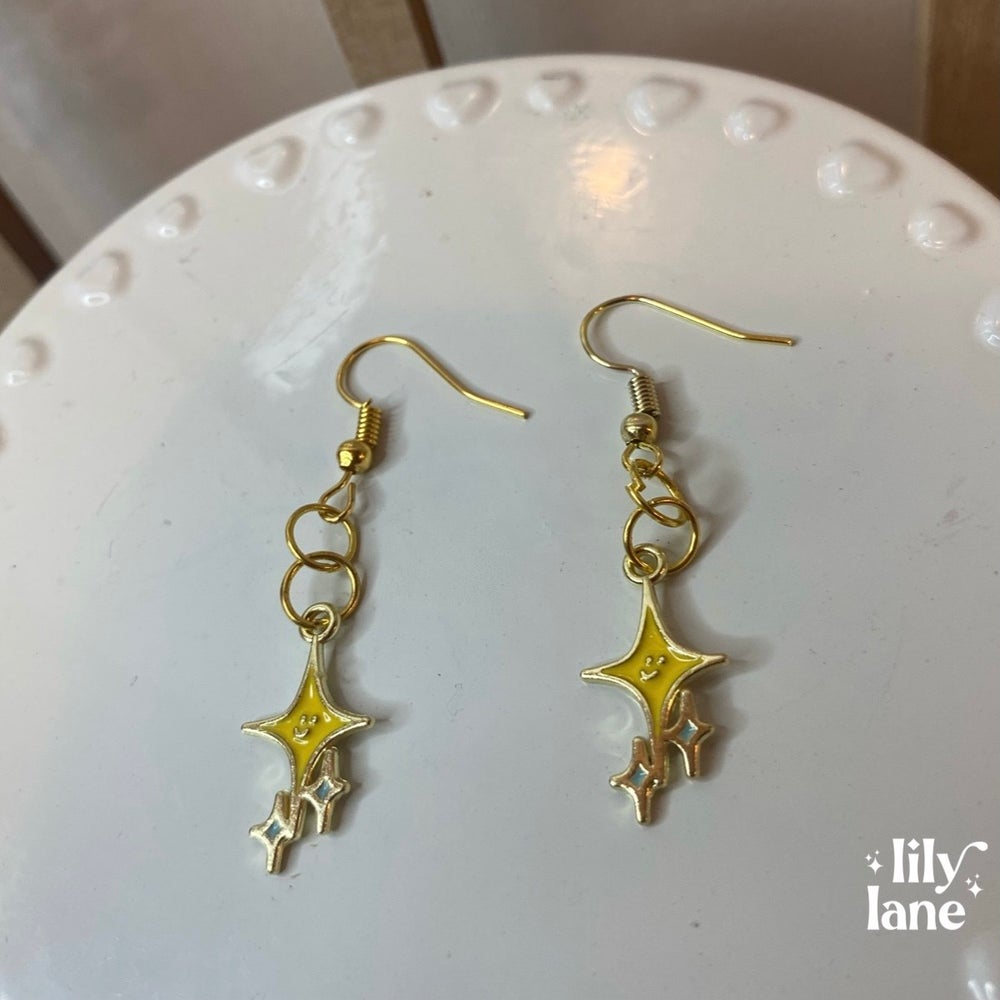 Image of Sparkle Earrings