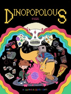 Image of Dinopopolous - Nick Edwards
