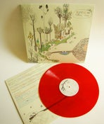 "Image of ""Reverence for Fallen Trees"" LP on red vinyl (SOLD OUT)"