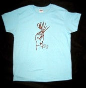 Image of Adult T-Shirt, blue