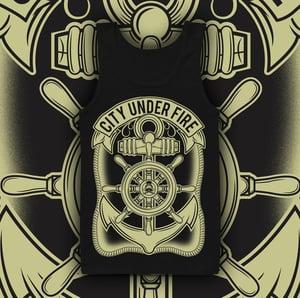 Image of CUF/Get Classy Tank Black