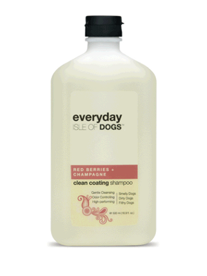 Isle Of Dogs Clean Coating Shampoo