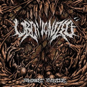 Image of Oblivionized 'Aborrent Evolution' EP