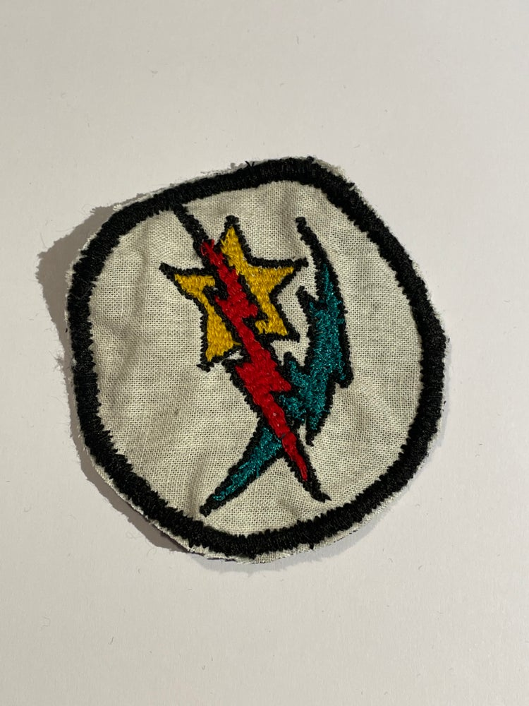 Image of Zap patch.