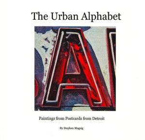 Image of The Urban Alphabet