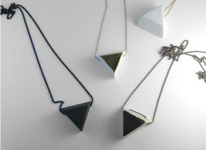 Image of Triangle Petit Pendant