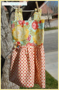 Image of Sunshine Meadow Spring Dress. Size 4/5 - Eisley Rae