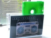 Image of Fresh - Ugly Boombox (Ltd Ed. Beat Tape)