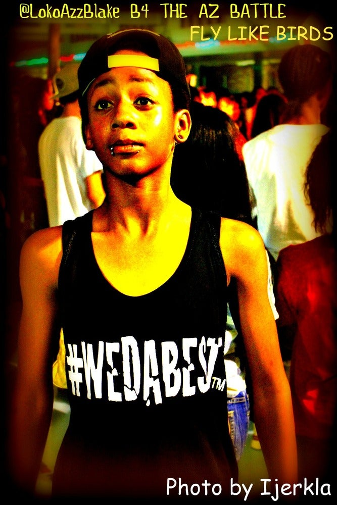 "Image of #WEDABEST TANK TOP ""EXCLUSIVE "" SHORT RUN"