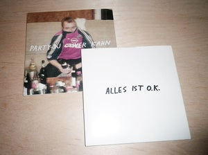 Image of Party-DJ Oliver Kahn - Alles ist O.K. (Album Cd)