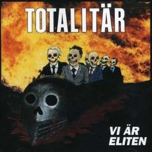 """Image of Totalitär – """"Vi Är Eliten"""" CD"""