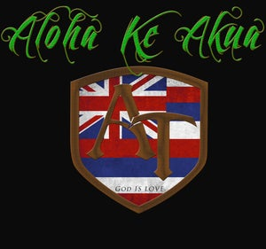 "Image of ARMOR OF TRUTH "" Aloha Ke Akua "" God is Love"