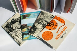 Image of Nostalgic Notebooks