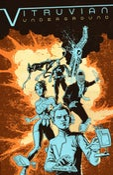 Image of Vitruvian Underground #1 First Print