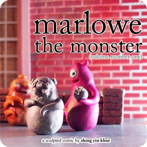 Image of Marlowe The Monster Volume 1