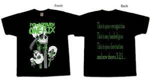 Image of Tshirt - One Fix (Limited Edition Green)