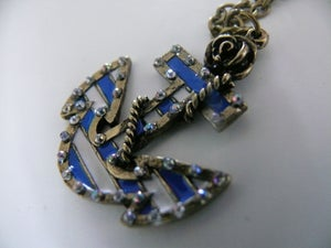 Image of Anchor Pendant