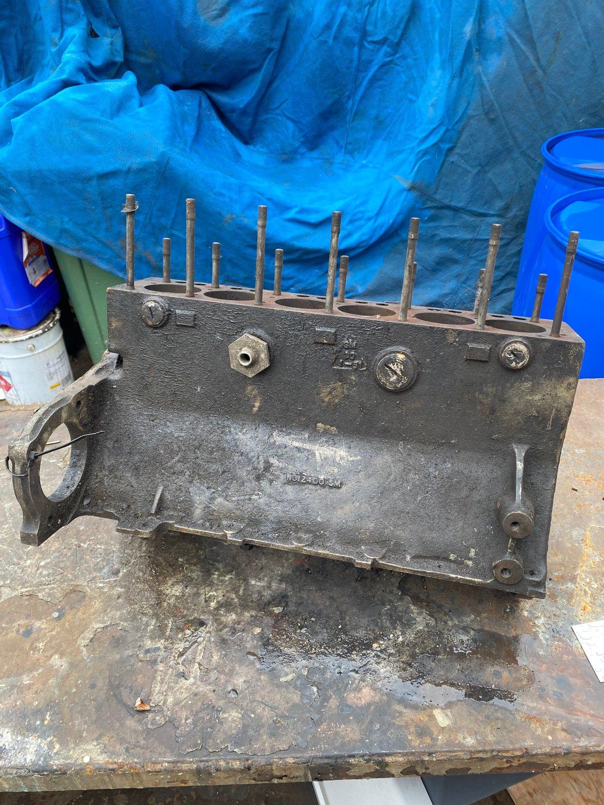 Bristol 85C Cylinder Block
