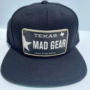 Image of License Plate Patch - SNAPBACK