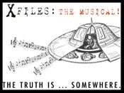 Image of X Files: The Musical: The DVD (pre-order)