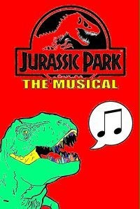 Image of Jurassic Park The Musical!: The DVD