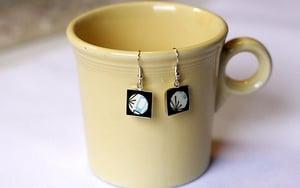 Image of Vintage Atomic Earrings