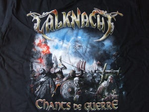 Image of Valknacht - Chants de Guerre T-SHIRT