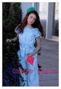 Image of Trendy Tween Belted Peasant Pant & Top Set as featured in Trendy Tween Magazine