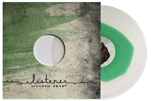 Image of LISTENER - Wooden Heart (LP) (/300)