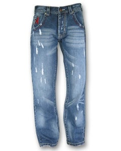 Image of Wellion Distressed Jeans