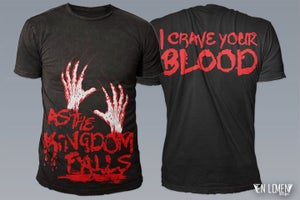 Image of I crave your blood shirt