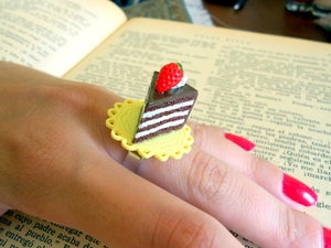 Image of Deluxe Cake Ring