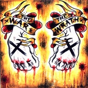 Image of The War/The Wrath Split CD
