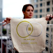 Image of Yay New York! Special LIMITED EDITION Tote Bags