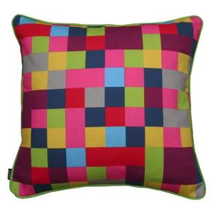 Image of squares cushion