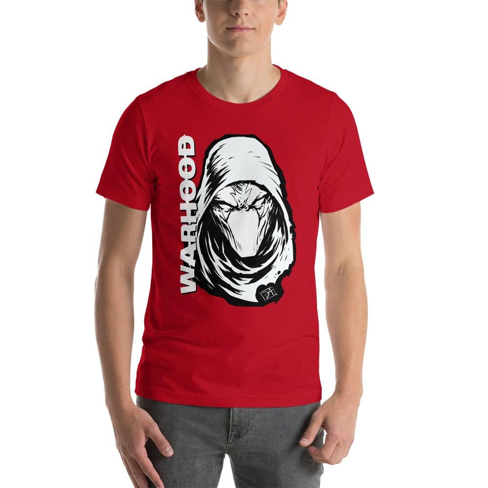 Image of WARHOOD COLOR Short-Sleeve Unisex T-Shirt